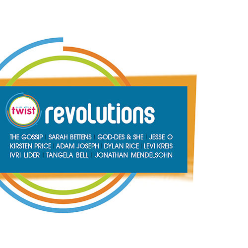 Music With A Twist - Revolutions by Various Artists