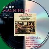 Bach, J.S.: Magnificat; Jauchzet Gott in allen Landen, Cantata BWV51 by Nancy Argenta