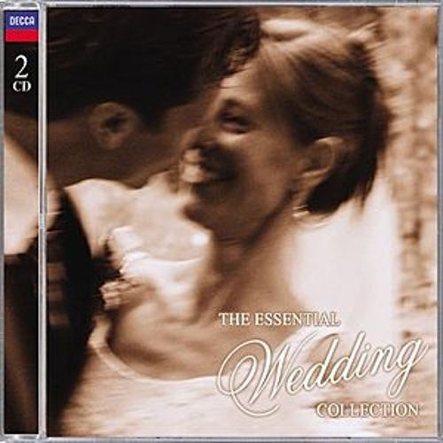The Essential Wedding Collection by Various Artists