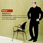 Haydn: Heiligmesse; Paukenmesse (Missa in tempore belli) by Various Artists