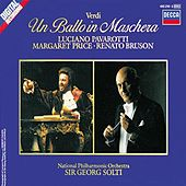 Verdi: Un Ballo in Maschera by Kathleen Battle