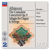 Albinoni: The Complete Concertos/Adagio for Organ & Strings by Various Artists