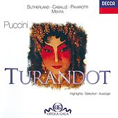 Puccini: Turandot - Highlights de Various Artists