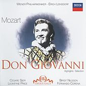 Mozart: Don Giovanni - Highlights by Various Artists