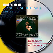 Rachmaninov: Piano Concerto No.3; Suite No.2 for 2 Pianos von Martha Argerich