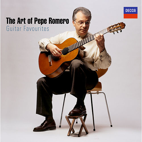 The Art of Pepe Romero by Pepe Romero