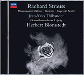 Strauss, R.: Rosenkavalier Waltzes, Burleske by Various Artists
