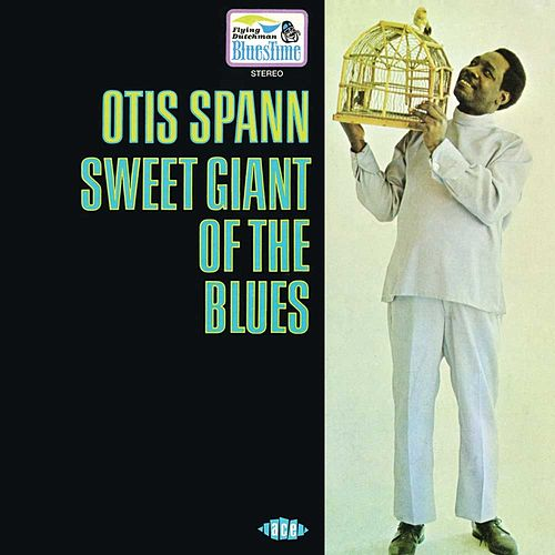 Sweet Giant Of The Blues by Otis Spann