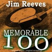 Memorable 100 de Jim Reeves