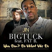 You Don't Do What We Do by Big Tuck