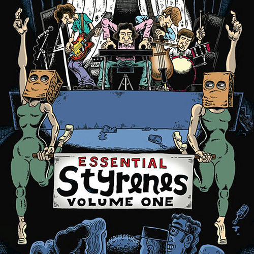 Essential Styrenes, Vol. 1 by Styrenes