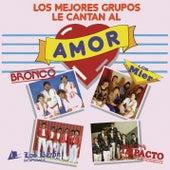 Los Mejores Grupos le Cantan al Amor de Various Artists