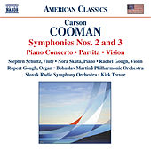 COOMAN: Symphonies Nos. 2 and 3 by Various Artists