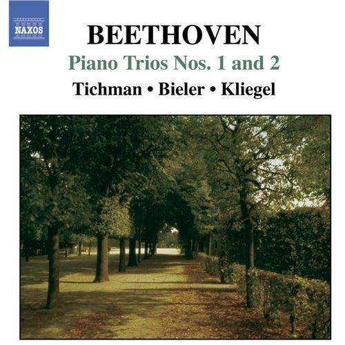 BEETHOVEN: Piano Trios Vol. 2 by Xyrion Trio
