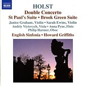 HOLST: Double Concerto von Various Artists