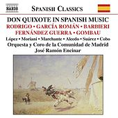 Don Quixote in Spanish Music by Various Artists