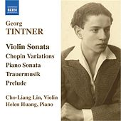 TINTER: Chamber Music by Various Artists