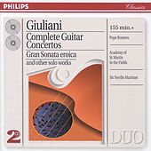 Giuliani: Complete Guitar Concertos by Pepe Romero