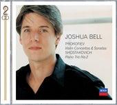 Violin Concertos by Prokofiev & Shostakovich de Joshua Bell