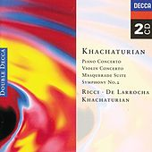 Khachaturian: Piano Concerto/Violin Concerto, etc. by Various Artists