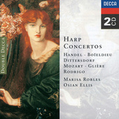 Harp Concertos by Various Artists
