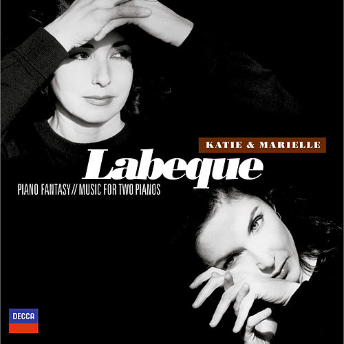 Piano Fantasy: Music For Two Pianos by Katia Labèque