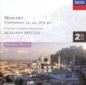 Mozart: Symphonies Nos. 25, 29, 38 & 40 etc. by Various Artists