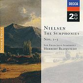 Nielsen:The Symphonies Nos. 1-3 by Various Artists