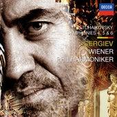 Tchaikovsky: Symphonies Nos.4-6 by Wiener Philharmoniker