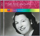 Delibes: Lakmé by Various Artists