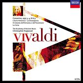 Vivaldi: Concerti Opp.3,4,8 & 9 by Various Artists