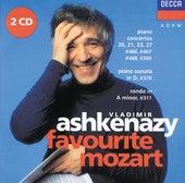 Favourite Mozart - Piano Concertos Nos. 20, 21, 23, 27 etc. de Vladimir Ashkenazy