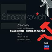 Shostakovich: Piano & Chamber Music by Various Artists