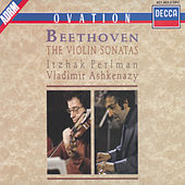 Beethoven: The Complete Violin Sonatas by Itzhak Perlman