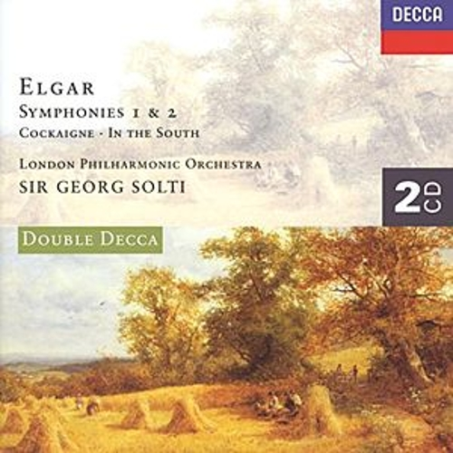 Elgar: The Symphonies; In the South (Alassio); Cockaigne by London Philharmonic Orchestra