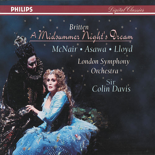 Britten: A Midsummer Night's Dream by Various Artists