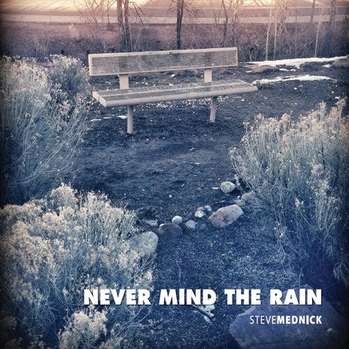 Never Mind the Rain by Steve Mednick