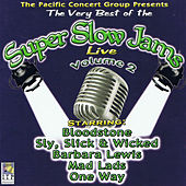 Super Slow Jams Vol. 2 (Live) de Various Artists
