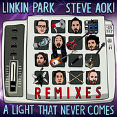 A Light That Never Comes Remix von Various Artists