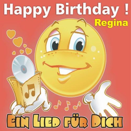 Happy Birthday Zum Geburtstag Regina Ep Von Ein Lied Fur Dich