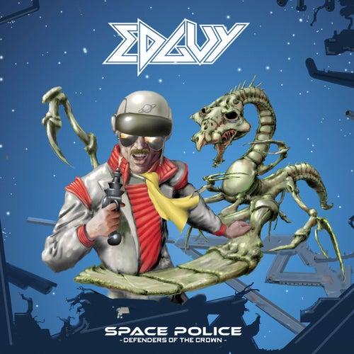 Space Police - Defenders Of The Crown von Edguy