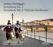 Honegger: Symphony Nos. 2 & 4