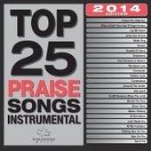 Top 25 Praise Songs Instrumental 2014 de Marantha Music