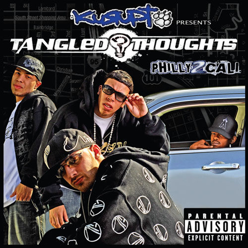 Philly 2 Cali by Tangled Thoughts