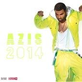 Azis 2014 de Various Artists