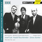 Trio Recital 1973 by Josef Suk