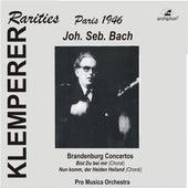 J.S. Bach: Brandenburg Concertos Nos. 1-6 by Pro Musica Orchestra