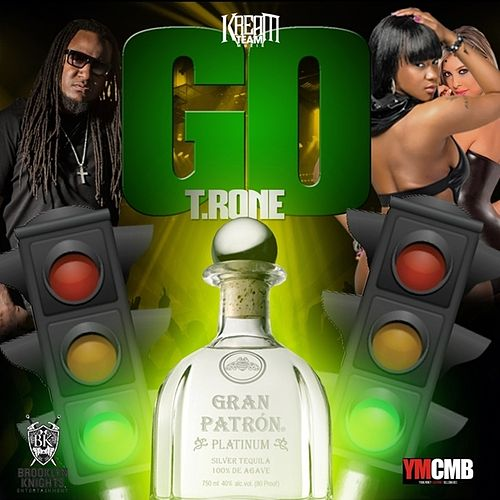 Go - Single by T.Rone