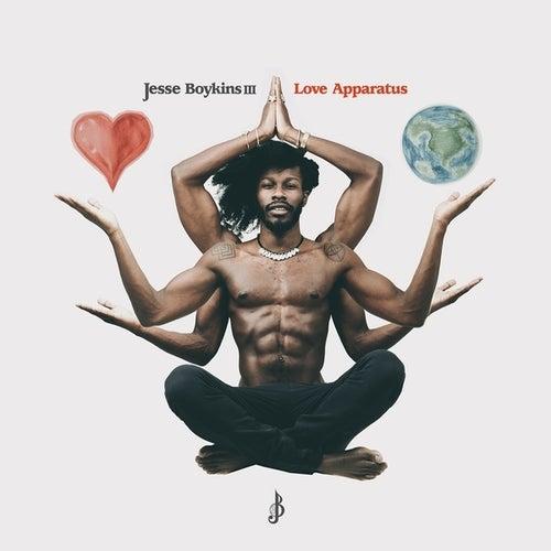 Love Apparatus by Jesse Boykins III