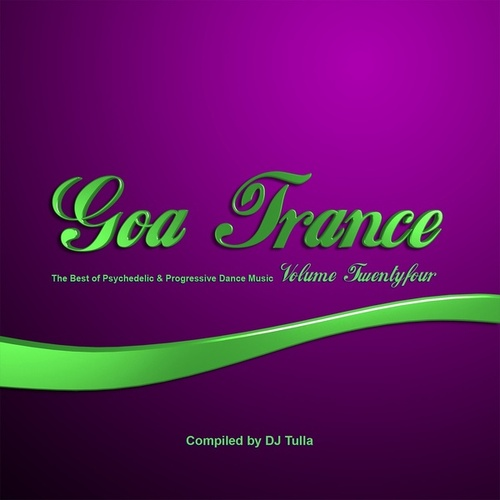 Goa Trance, Vol. 24 by Various Artists